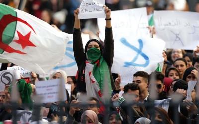 Algerie femme