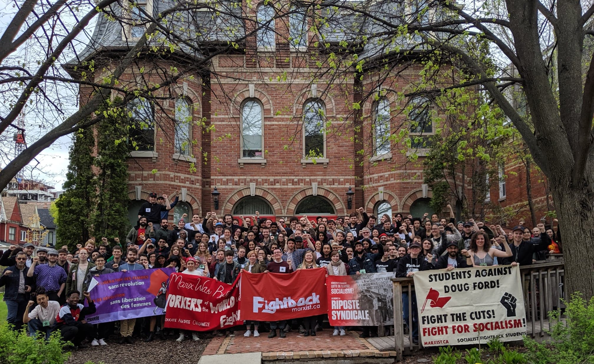Congrès La Riposte socialiste 2019