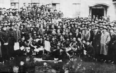 Controle ouvrier 1917