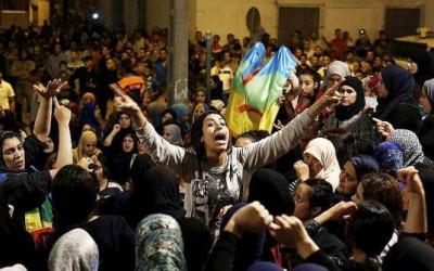 Maroc Rif Manif