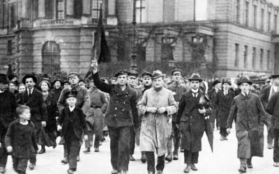 Revolution allemande