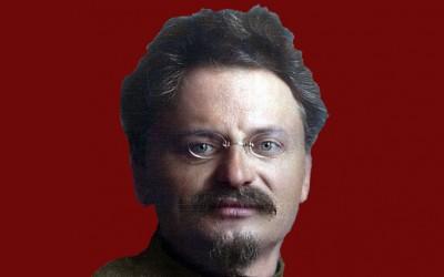 Trotsky colorise