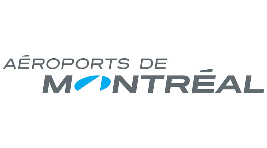 aeroports de montreal vector logo