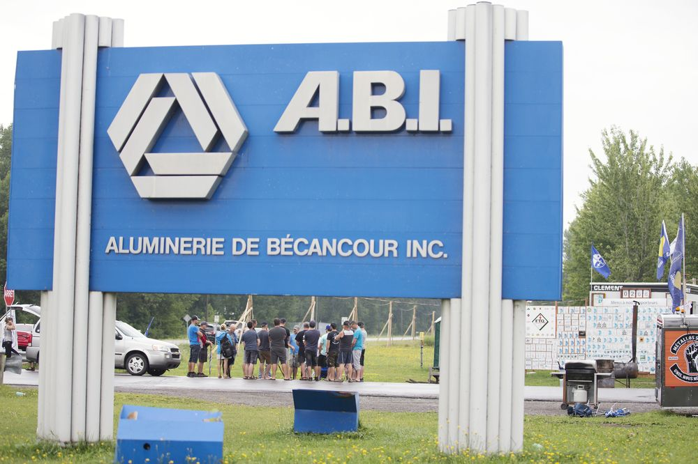 alcoa to curtail additional capacity at aluminerie de becancour smelter in canada 41739