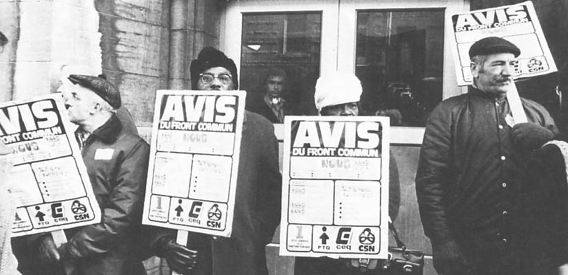 grevistesfrontcommun 1972