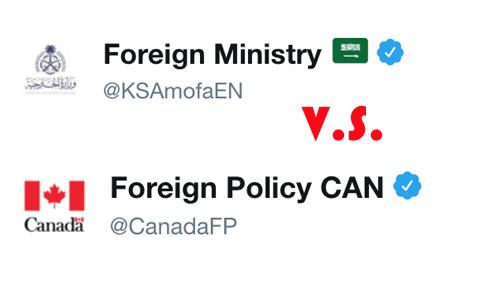 saudi canada twitter