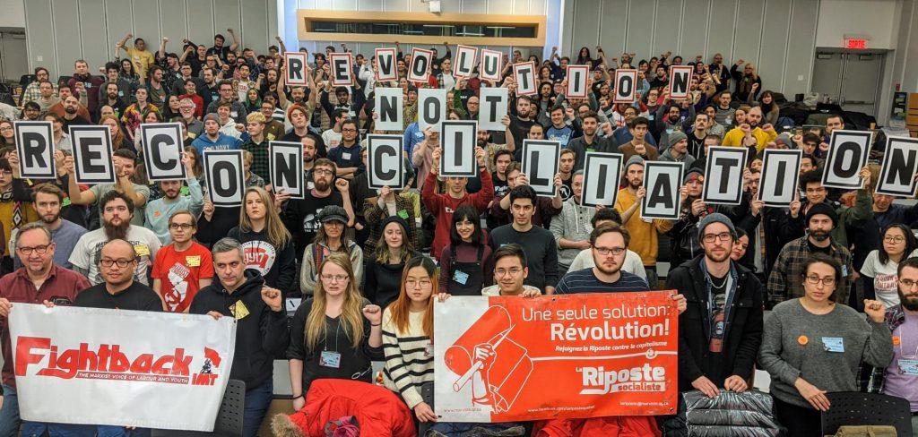 Revolution not reconciliation